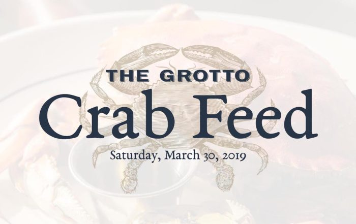 The Grotto Crab Feed