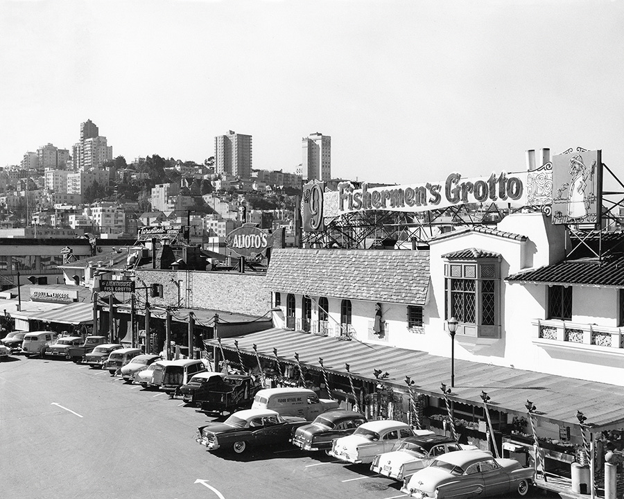 Early 1900's & Beyond – A San Francisco Institution